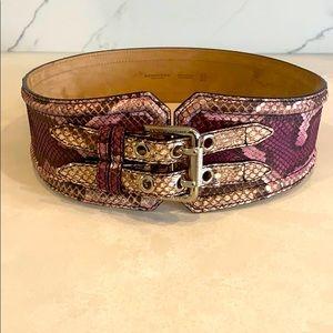 Like new Burberry belt